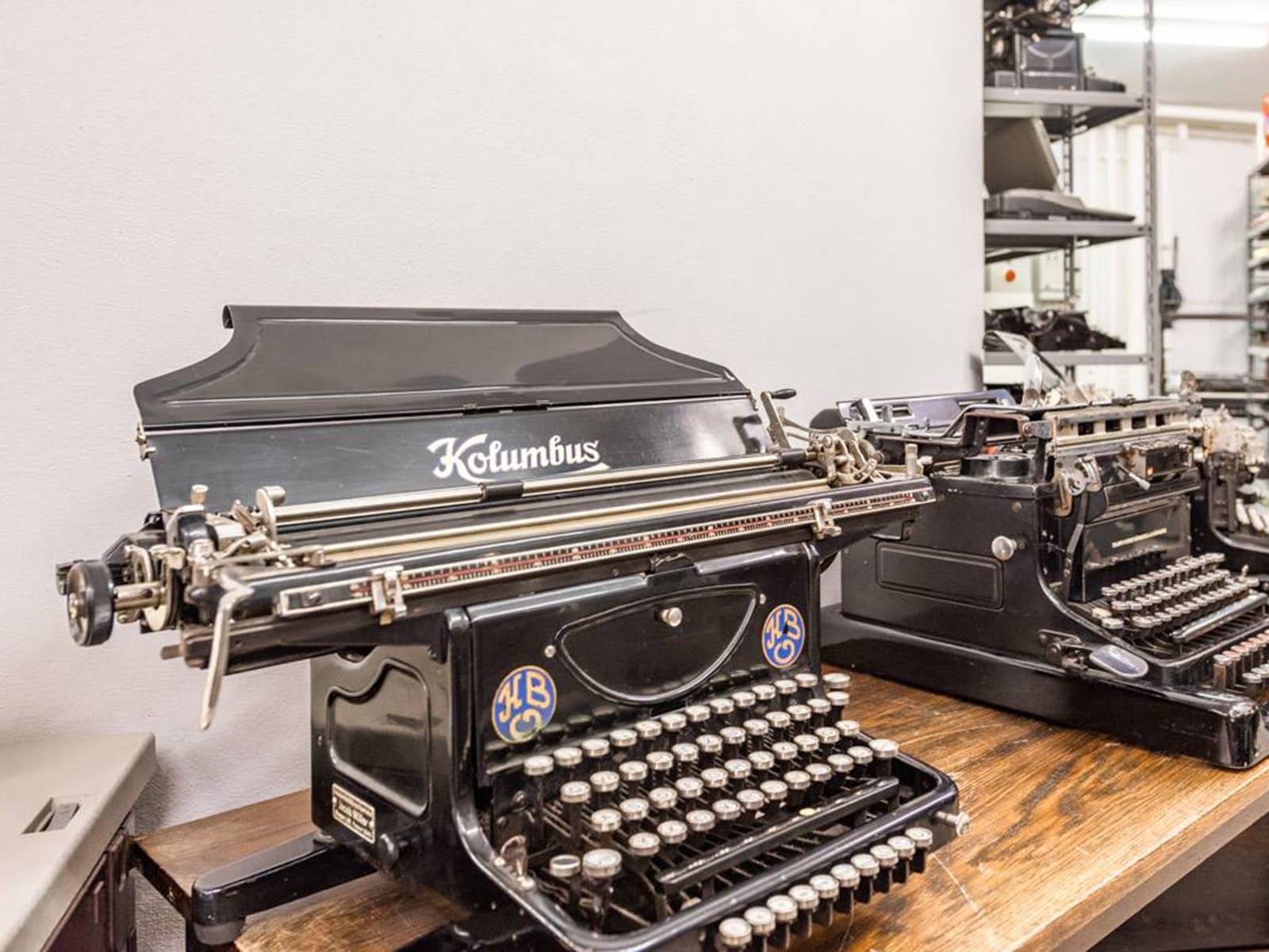 Schreibmaschinenmuseums